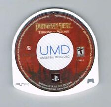Dungeon Siege: Throne of Agony (Sony PSP, 2006) ~ Used Disc Only ~