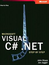 Microsoft Visual C#. NET by Sharp, John