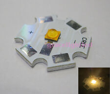 CREE XLamp XTE 1W 3W 5W LED Warm White 3000K with 20mm Star base