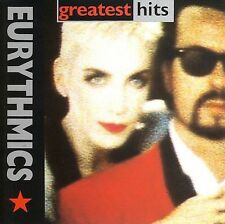 Eurythmics Album Pop 1980s Music CDs & DVDs