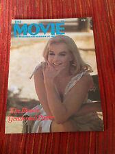 THE MOVIE MAGAZINE No 50 MARILYN MONROE COVER.