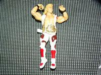 2003 Shawn Michaels WWE Jakks Pacific WRESTLING FIGURE WITH CHAMPIONSHIP BELT