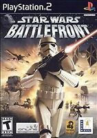 Star Wars: Battlefront (Sony PlayStation 2, 2004) greatest hits