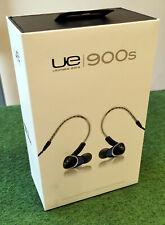 Ultimate ears UE900S Quad driver, in ear monitors, IEM, earphones, headphones