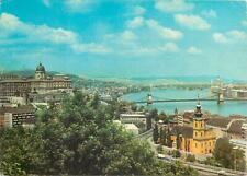 Hungary  Budapest panorama photo Postcard