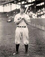 "Lou Gehrig - 8"" x 10"" Photo - New York Yankees - 1927"