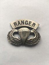 US Army Ranger Jumpwings Pin A29