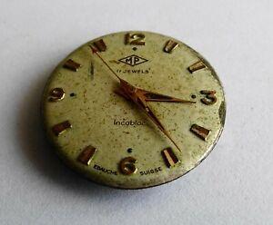 Piece Watchmaking Watch Movement Eta 2370