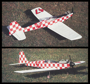 Bokkie Mk-2 Aerobatic Sport Airplane Plans,Templates and Instructions 44ws
