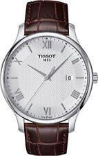 Orologio da Uomo Tissot T0636101603800 Tradition Swiss Made Cinturino in Pelle