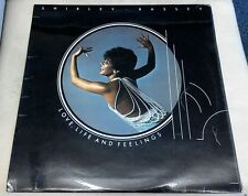 Shirley Bassey Love Life and Feelings Excellent Vinyl Record LP UAS 29944