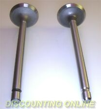 INTAKE & EXHAUST VALVES FITS KOHLER 10HP K241 12HP K301 M10 M12 235826S 235008S