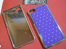 CUSTODIA HARD CASE RIGIDA PER SAMSUNG GALAXY ACE PLUS GT S7500 COVER VIOLA NUOVO