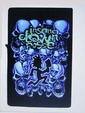 INSANE CLOWN POSSE ICP BLUE SKULLS HATCHETMAN LOGO REFILLABLE METAL LIGHTER NEW