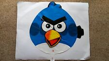 BLUE ANGRY BIRD BIRTHDAY PARTY  HELIUM BALLOON 45CM NEW!