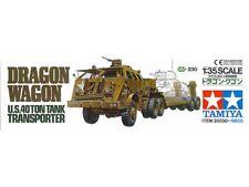 Tamiya 1/35 scale Tank Transporter Dragon Wagon
