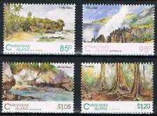 Christmas Island postfris 1993 MNH 384-387 - Landschappen