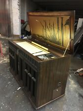 More details for rowe ami cti-1 crestwood vinyl jukebox stereo fully serviced in hull + record