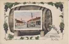 75084/37 - Gruss aus Röschitz Bezirk Horn Niederösterreich 1920