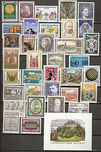 Österreich 1985 Kompletter Jahrgang Postfrisch ** MNH