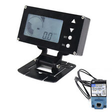 LCD Display Turbocharged Electronic Boost Controller W Gauge Warning function