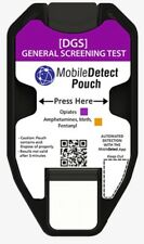 Surface Drug Residue Pouch Testing Device (OPI, AMP, METH)