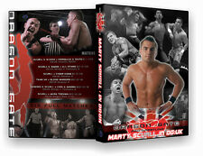 Official Dragon Gate UK : Marty Scurll in DG:UK DVD