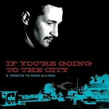 If You're Going To The City: A Tribute To Mose Allison - Variou (NEW 2 VINYL LP)