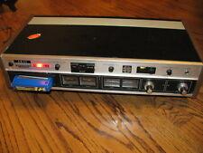 Vintage AKAI CR-80D-SS Stereo / Quadraphonic 8 Track Recorder / Player - GC - NR
