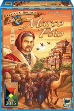Hans im Glück Familienspiel Strategiespiel Auf den Spuren von Marco Polo 48245