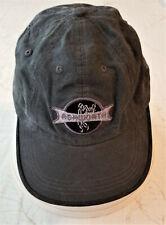 Ashworth Golf Hat (Cap) Adjustable One Size Color Dark Gray