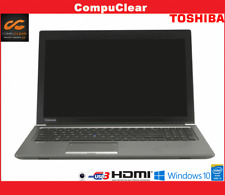 "Toshiba Z50, 15.6"" Netbook, Intel i5 1.7GHz, 4GB RAM, 500GB HDD, Win 10 Pro (R03"