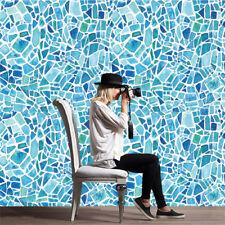5m Self Adhesive Tile Art Boho Wall Decal Sticker Kitchen Bathroom Decor Vinyl C# Bohemian Flower