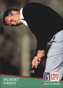 1991 Pro Set Golf Card Pick 101-285