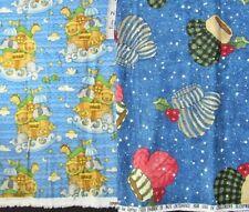 2 pc Mittens,Lion,Giraffe,Whale,Elephant Flannel Fabrics,Springs,Debbie Mumm