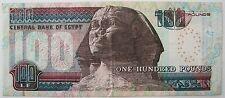 - Très beau billet - EGYPTE - 100 pounds - 2003 -