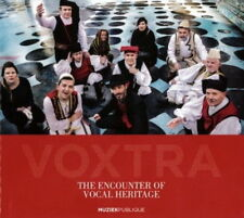 VOXTRA-THE ENCOUNTER OF VOCAL HERITAGE-JAPAN CD G09