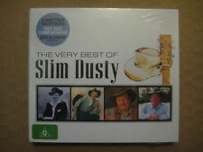 SLIM DUSTY The Very Best 1927-2003 AUSSIE CD + DVD 2013 - 3743287 - BRAND NEW