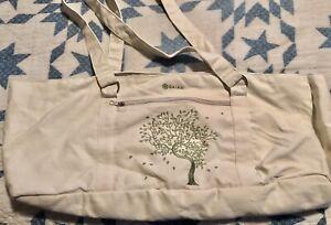Gaiam Tree Of Life Yoga Mat Tote Bag
