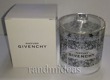 Givenchy Empty Filigree Round Cotton Box/Caddy-Special Event Item-NEW-VERY RARE