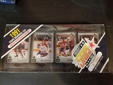 1991 COUPE MEMORIAL CUP FACTORY SEALED SET - 7th INNING SKETCH