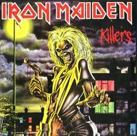 LP Iron Maiden Killers vinile