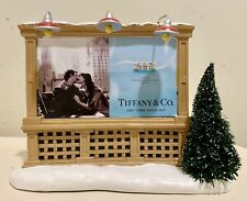 Customs by Red 5th Ave Tiffany's Billboard For Dept56 Christmas in the City