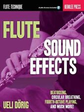 Flute Sound Effects : Beatboxing, Circular Breathing, Fourth-octave Playing, ...