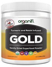 Organic Superfood Powder- Organifi Gold Super Food Supplement - 30 Day Supply