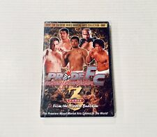 PRIDE FC Fighting Championships Volume 3 MMA Mixed Martial Arts DVD NEW Sealed