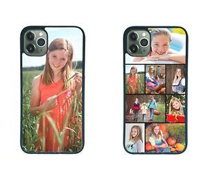 Personalised Phone Case Cover Collage For iPhone Samsung Custom Printed Photos