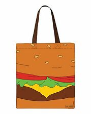 SDCC 2017 Toddland Bob's Burgers Burger Tote Bag LE of 250 SOLD OUT