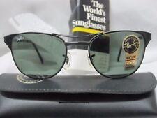 vintage ray ban sunglasses signet W0387 B&L Usa wayfarer Cat eyes old new stock