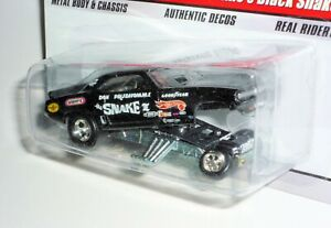 "Hot Wheels Drag Strip Demons - Prudhomme's Black ""Snake"" 'Cuda  - **Error**"